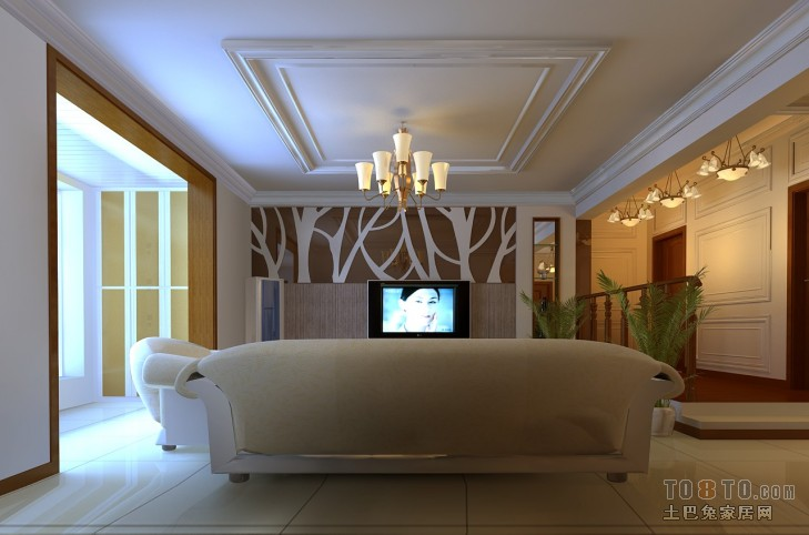 算赢混搭卧室装饰设计