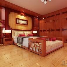 田园风格卧室装修图片大全欣赏