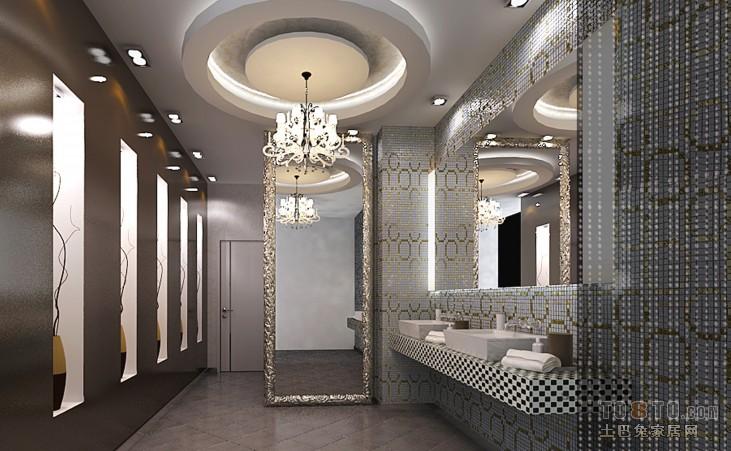 简欧现代风格卧室设计效果图