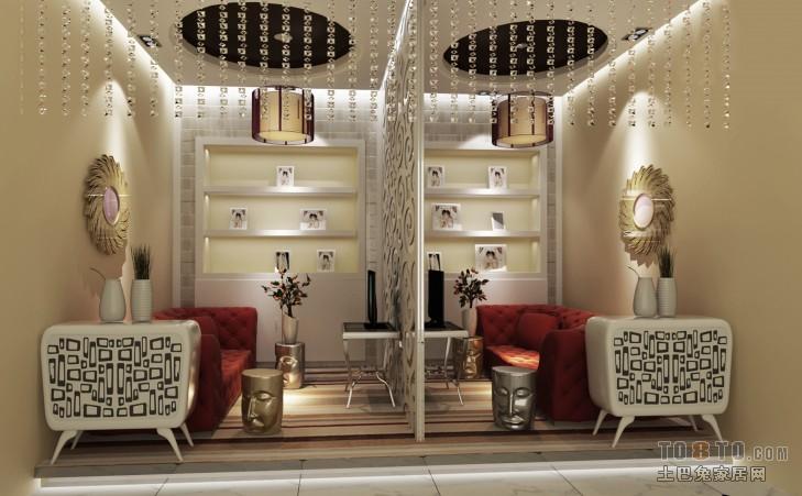 简欧现代风格餐厅设计