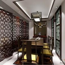 现代风格家装餐厅效果图