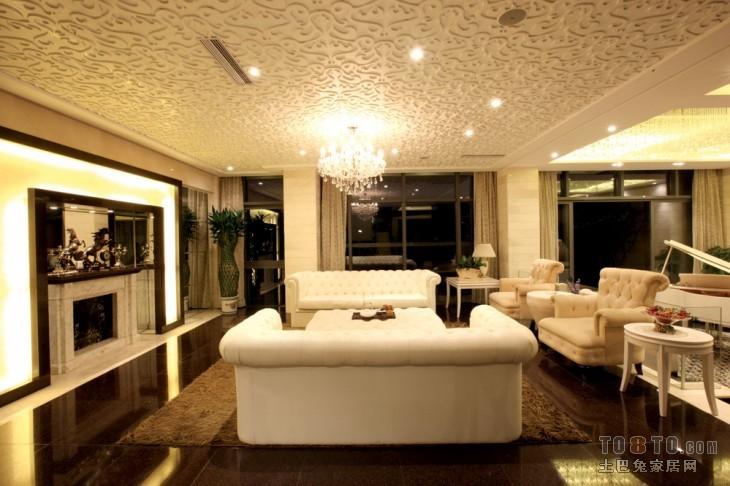 田园风格室内小客厅图大全