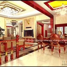 2013室内餐厅装饰设计效果图