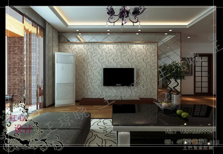 日式时尚风书房设计