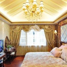 极简约卧室装修效果图欣赏