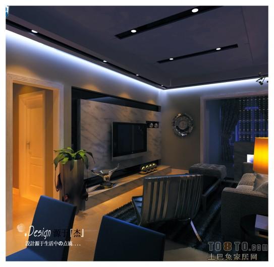 精选127平米四居餐厅现代欣赏图片