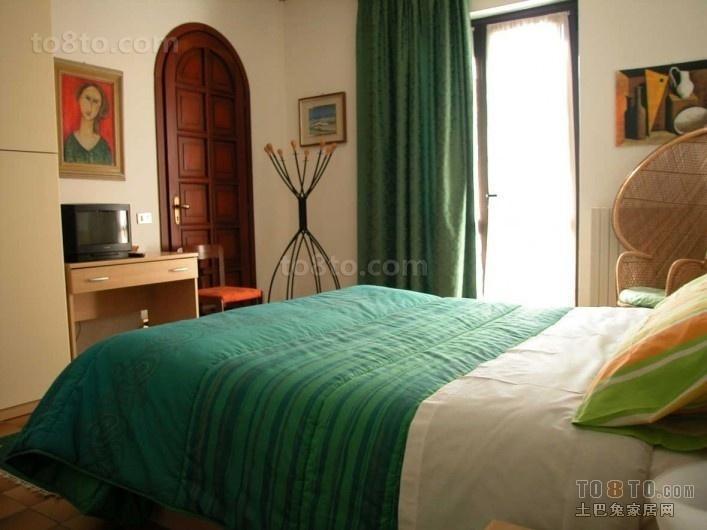 东南亚风情卧室装修效果图大全2012图片
