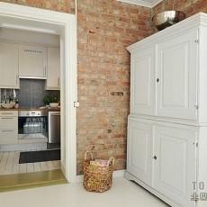 热门复式厨房简约效果图片