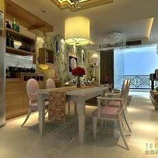 精选70平二居客厅混搭效果图片欣赏
