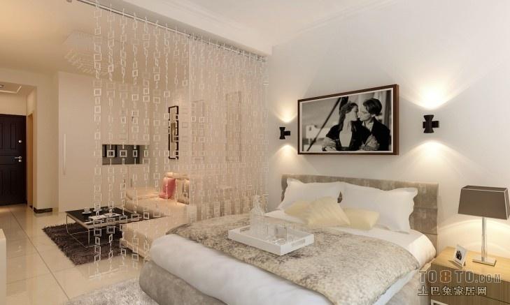 精选82平米混搭小户型客厅欣赏图