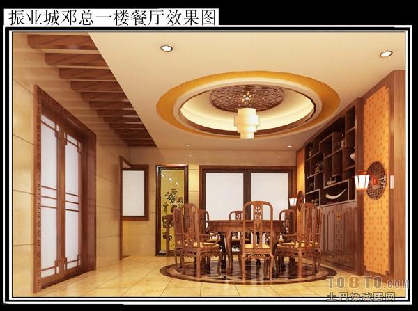 现代简约餐厅装饰