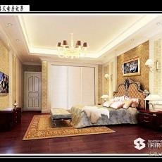 婚房小卧室装修效果图