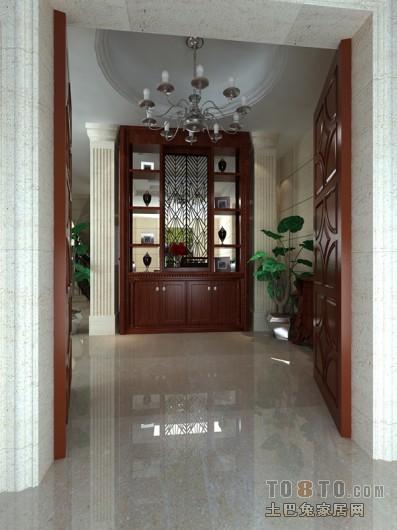 兰亭香樟-客厅-自然简约风格