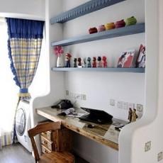 精选二居书房混搭装修实景图片