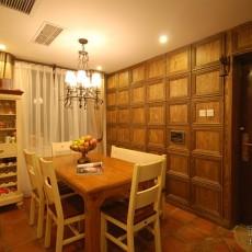 精选126平米四居餐厅混搭装饰图片大全