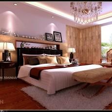 2014别墅卧室装修图片