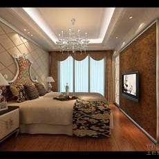 卧室装修壁纸大全图片