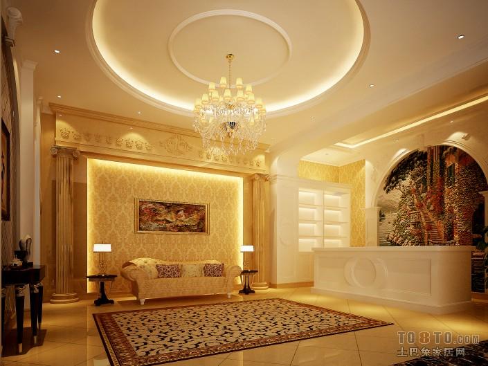 简约风家装客厅装修图设计