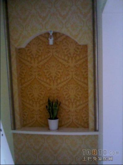 时尚家居混搭风背景墙设计