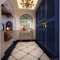 古典美式厨房设计装修