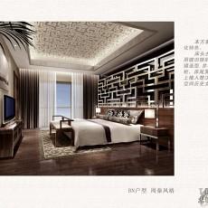 欧式卧室飘窗装饰设计图