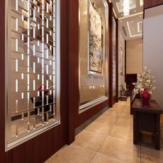 客厅走廊玄关装修效果图