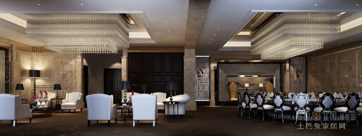 朴实简约式客厅设计