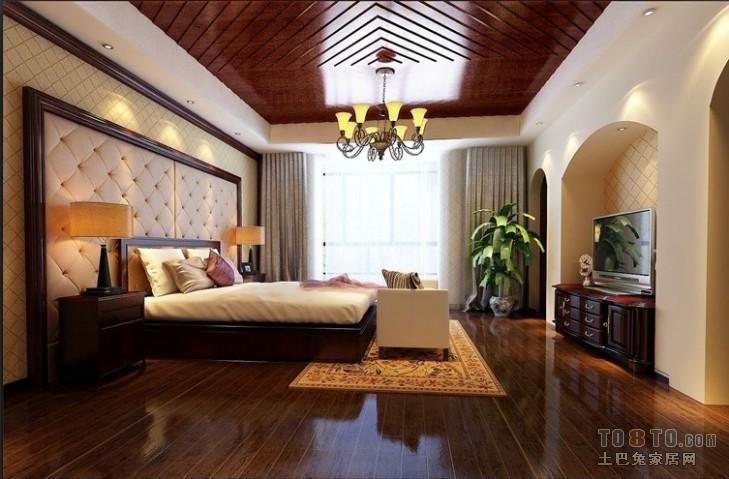 精致新古典卧室装修