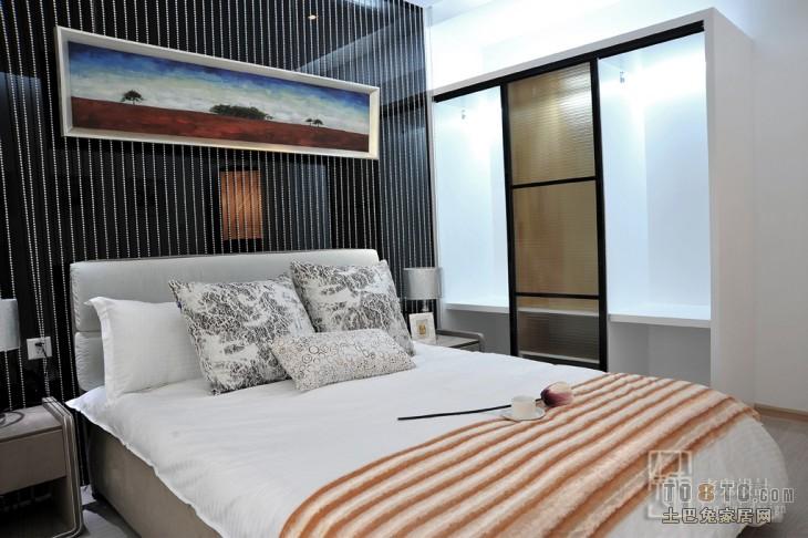 日式设计三室两厅效果图