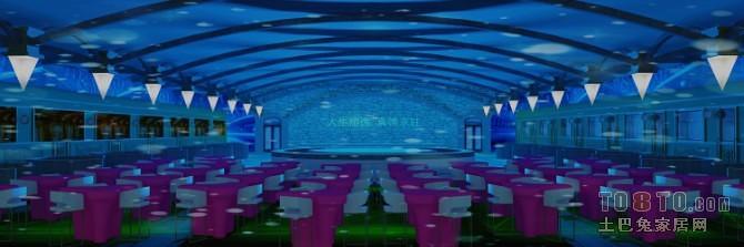 餐厅屏风隔断装修效果图大全