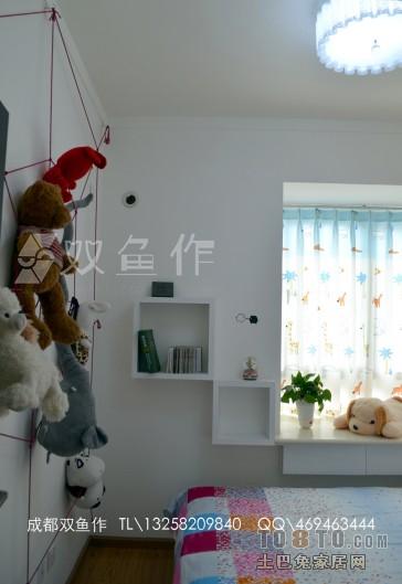 宜家装修设计客厅窗帘图
