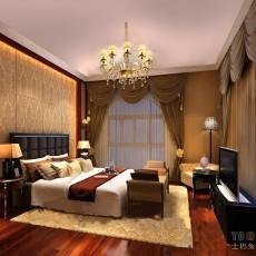 现代风格小卧室装修效果图片