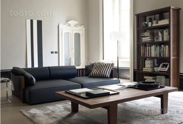 17万打造现代风格室内客厅装修效果图大全2014图片