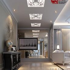 精选70平方二居客厅混搭装修图片大全