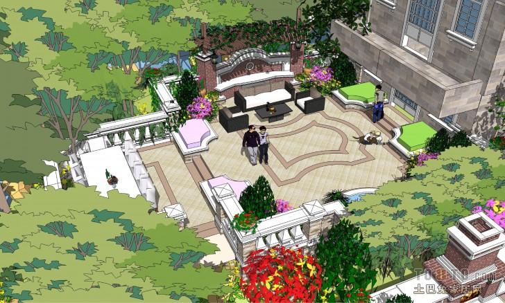 家庭花园种植