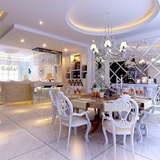 东南亚风格设计别墅客厅装修效果图片