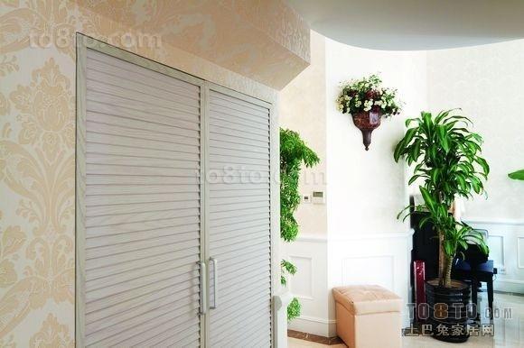 简约风格玄关装修效果图大全2012图片