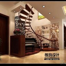 南京办公楼装修过道