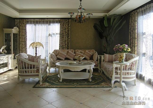 美式家装卫浴效果图设计