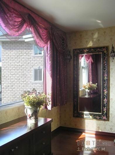 中式风卧室效果图设计