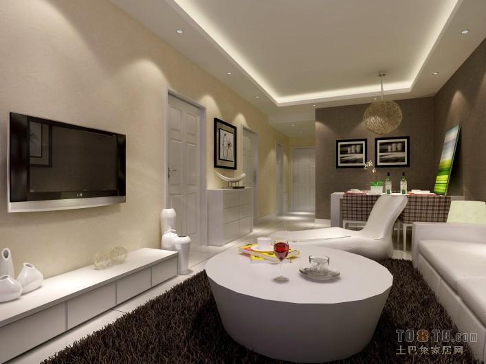 简约风偏日式小卧室图片
