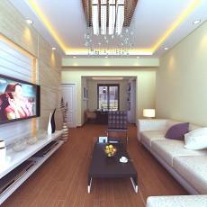 东南亚风格家居客厅装修设计