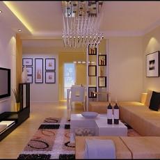 家装现代格调书房设计