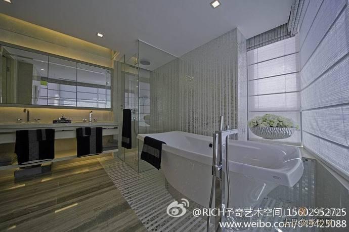 精美116平方四居卧室现代实景图