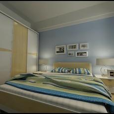 男孩房床头壁纸图片