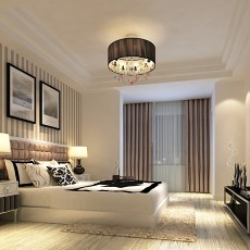 热门欧式别墅卧室装修实景图片欣赏