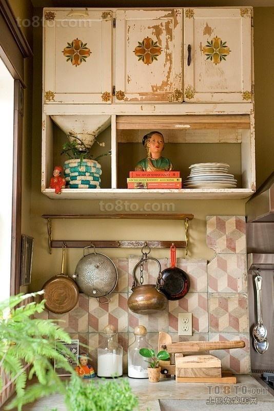 小复式厨房装修效果图大全2012图片