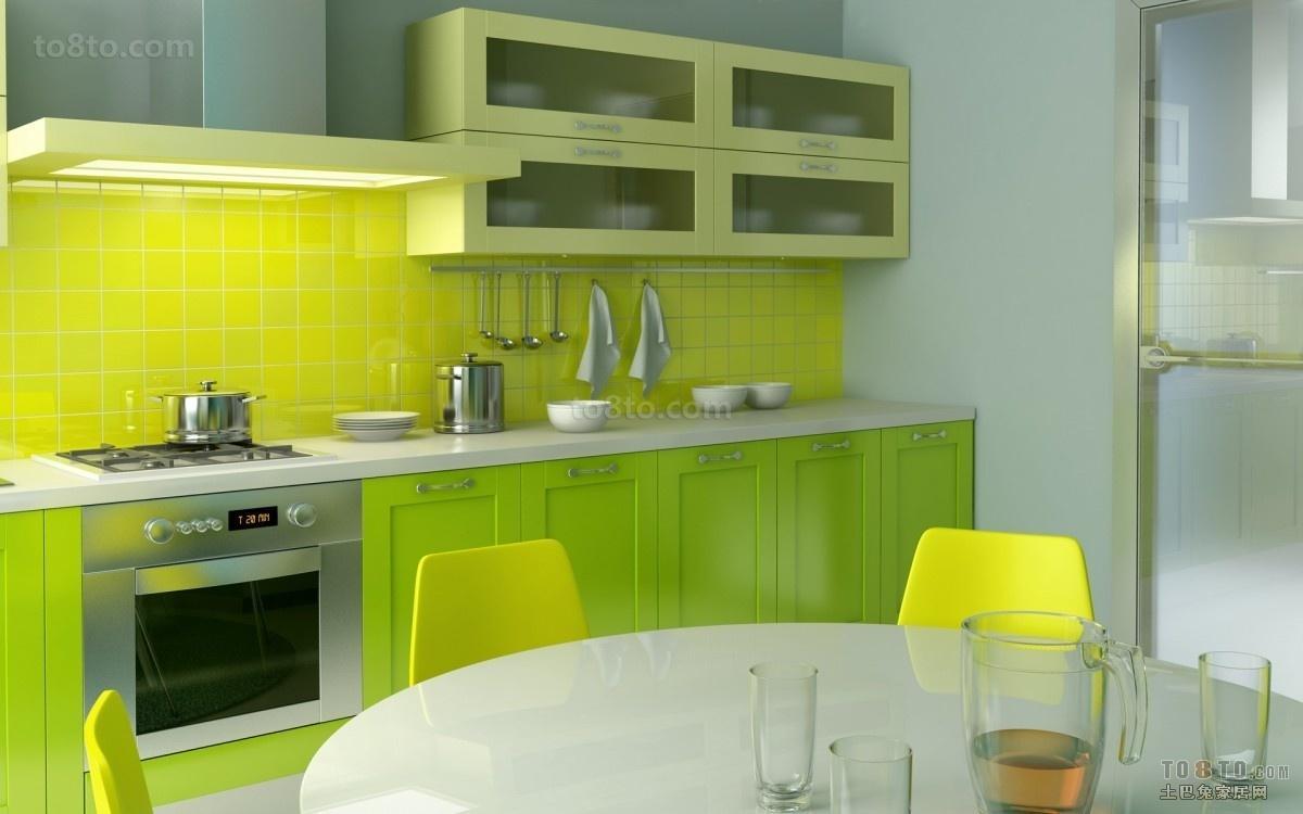 小户型厨房橱柜效果图