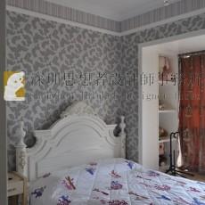 精选112平方四居卧室混搭装饰图片
