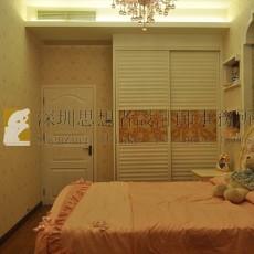 面积138平混搭四居卧室装修欣赏图片大全